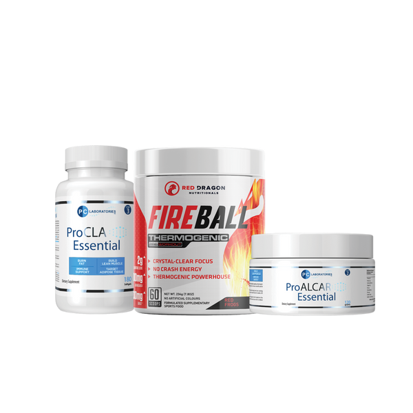 The Flex Complete Fat Burning Stack