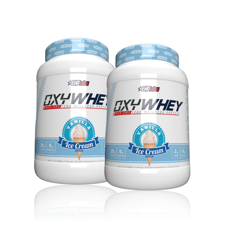 OXYWHEY TWIN PACK