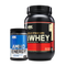 OPTIMUM NUTRITION GOLD STANDARD WHEY + AMINO ENERGY