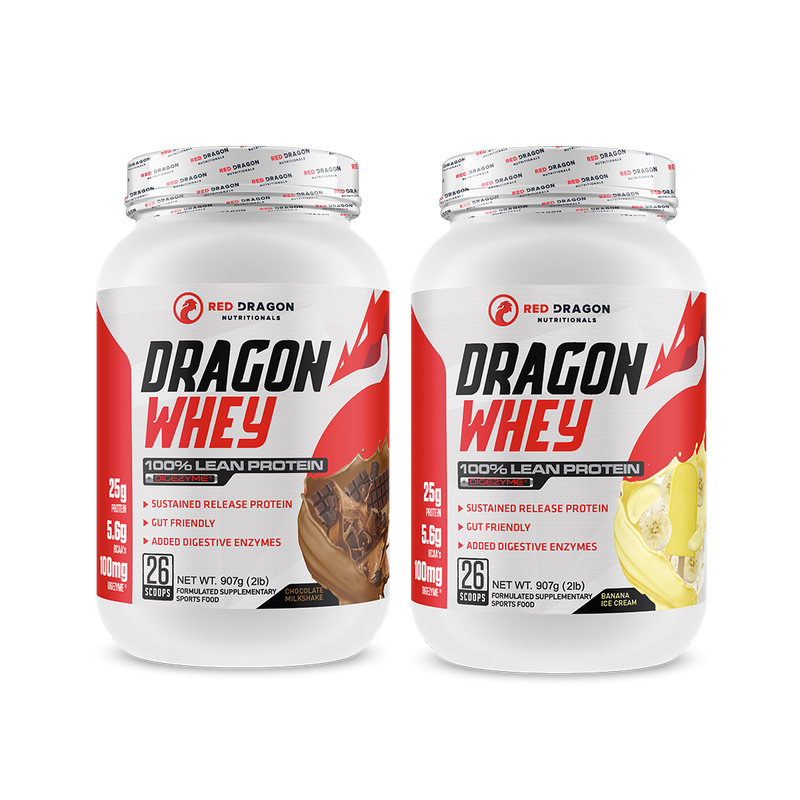 DRAGON WHEY TWIN PACK