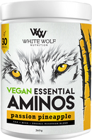 WHITE WOLF VEGAN ESSENTIAL AMINOS