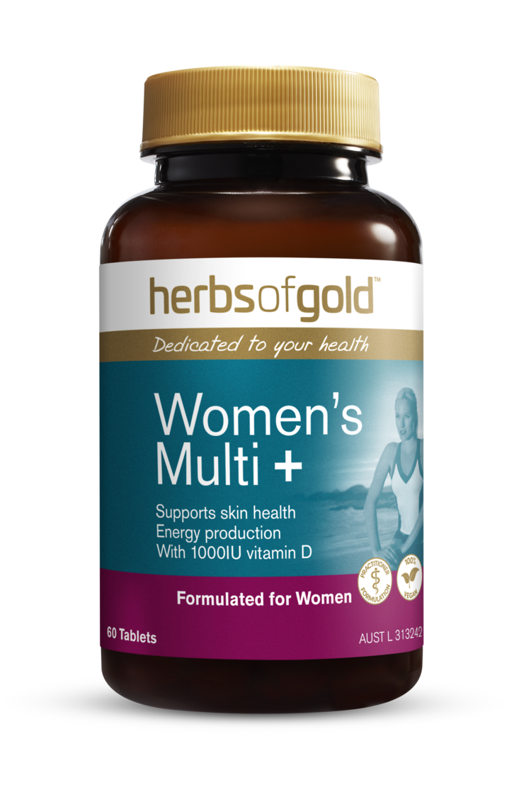 HERBS OF GOLD WOMENS MULTI +