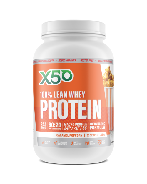 X50 LEAN WHEY (EXP 05/21)