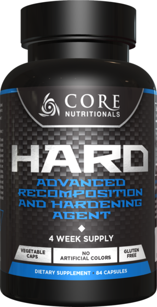 CORE NUTRITIONALS CORE HARD - CAPSULES