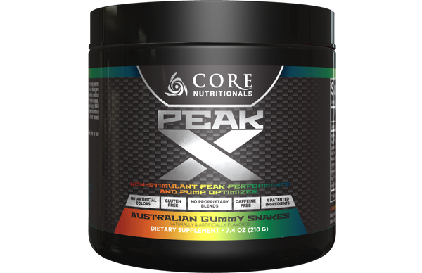 CORE NUTRITIONALS PEAK X