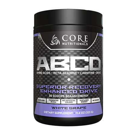 CORE NUTRITIONALS CORE ABCD