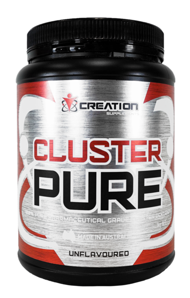 CREATION SUPPLEMENTS CLUSTER PURE