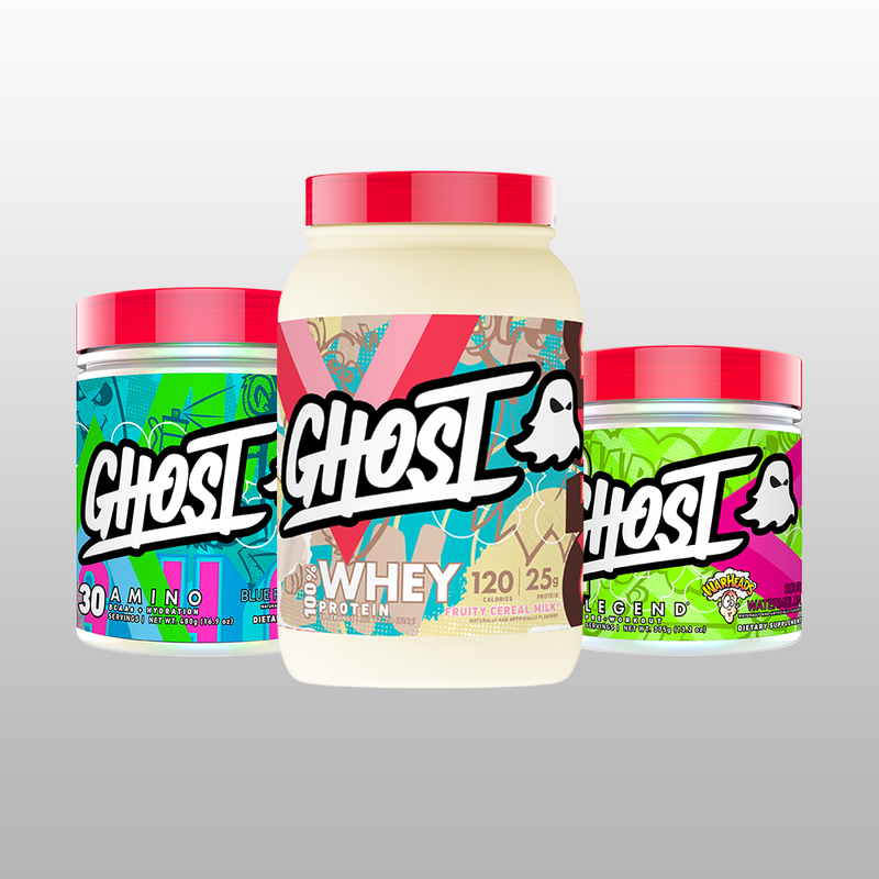 GHOST STACK