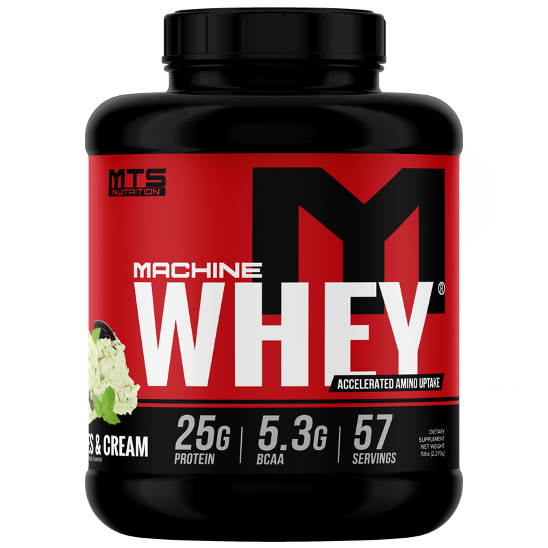 MTS NUTRITION MACHINE WHEY