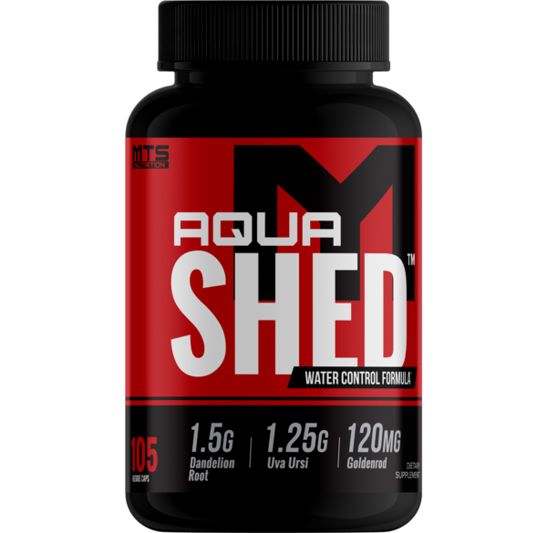 MTS NUTRITION AQUA SHED