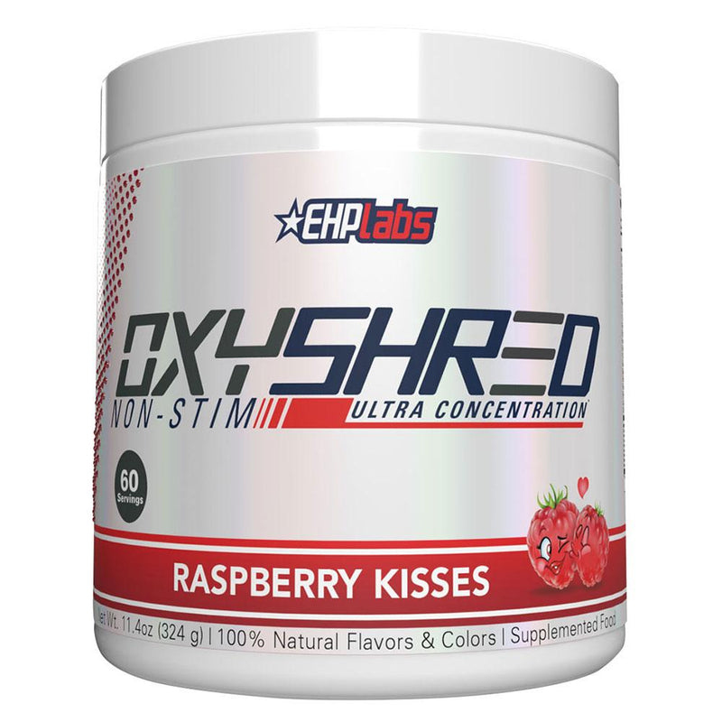 EHP LABS OXYSHRED NON-STIM