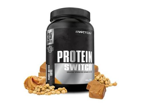 SWITCH NUTRITION PROTEIN SWITCH (EXP 11/21)