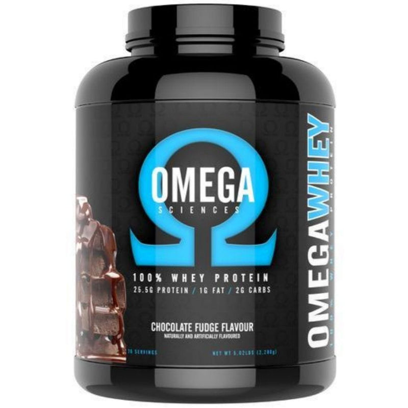 OMEGA SCIENCES OMEGA WHEY