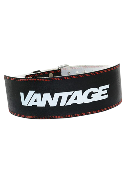 VANTAGE LEATHER WEIGHTLIFTING BELT - 4
