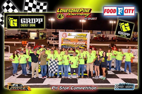 Photo of Pit Stop Competition Competitors