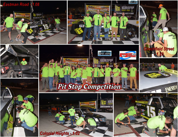 Pit Stop Competition