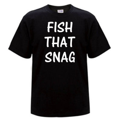 Fish That Snag Supporter Tee
