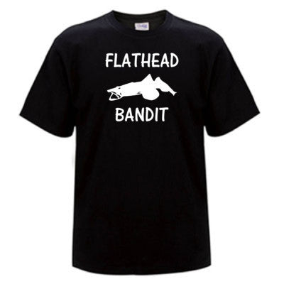 Flathead Bandit in Colour