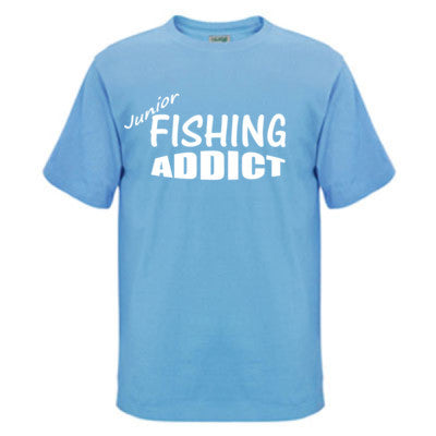Junior - Fishing Addict