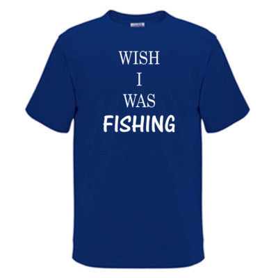 Wish I Was Fishing