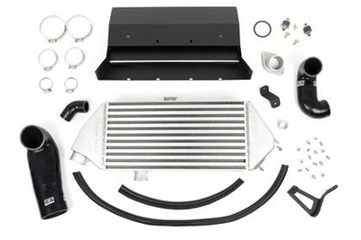 GrimmSpeed Top Mount Intercooler Kit w/ Splitter - Subaru 2008-2014 WRX