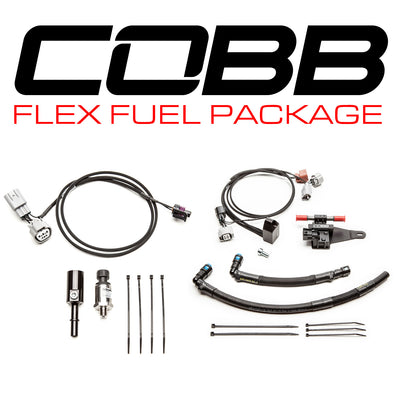 COBB Subaru Flex Fuel Package- 2008-2014 WRX, 2008-2020 STI