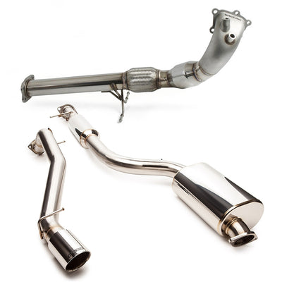 "COBB MAZDASPEED3 GEN1 SS 3"" TURBOBACK EXHAUST"