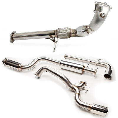 "COBB MAZDASPEED3 GEN2 SS 3"" TURBOBACK EXHAUST"