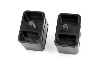 Aluminati Solid Motor Mounts- Black Anodized