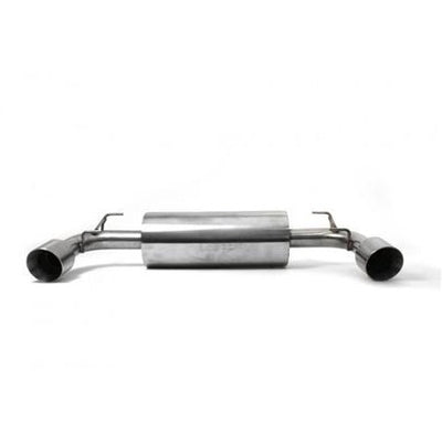 PERRIN 13-18 Subaru BRZ / 13-16 Scion FR-S Catback Exhaust w/ Resonator 2.5""