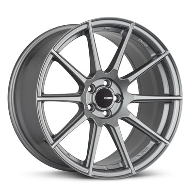 "Enkei TS-10 18"" Grey Wheel 5x114.3"
