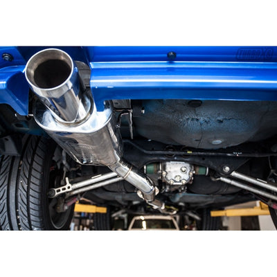 Turbo XS SUBARU FORESTER XT REAR MUFFLER ASSEMBLY