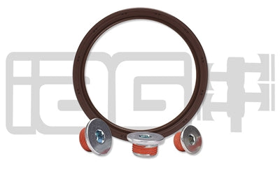IAG SHORT BLOCK PLUG & REAR MAIN SEAL KIT FOR SUBARU 2015-18 WRX FA20 DIT