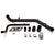 COBB 08-15 Mitsubishi Hard Pipe Kit for Evo X - Stealth Black