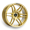 Cosmis Racing MRII Gold Wheel