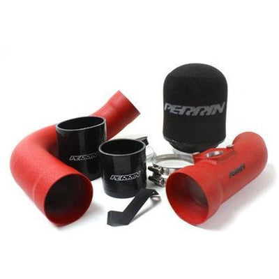 PERRIN Cold Air Intake Red Subaru 2002-2007 WRX/ 2004-2007 STI