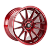 Cosmis Racing R1 PRO Hyper Red Wheel
