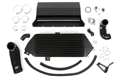 GrimmSpeed Top Mount Intercooler Kit w/ Splitter - Subaru WRX 2008-2014