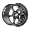 Cosmis Racing XT-006R Black w/  Machined Spokes Wheel