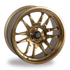 Cosmis Racing XT-206R Hyper Bronze Wheel