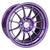 "Enkei NT03+M 18"" Purple Wheel 5x114.3"