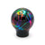 Billetworkz Black w/ Rainbow Splash Shift Knob - Subaru STi 2004-2020