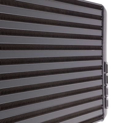 Cobb Top Mount Intercooler Black - Subaru WRX 2015-2018