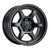 Kansei ROKU Off Road Wheels | Matte Black