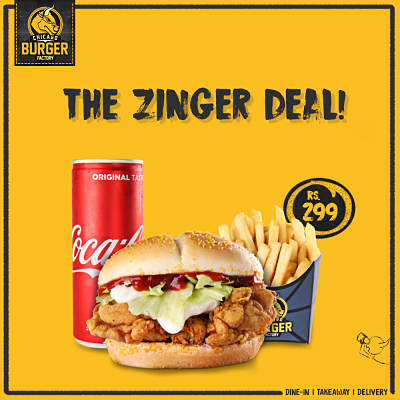 The Zinger Deal