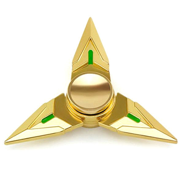 Genji Ninja Star Shuriken Fidget Spinner (2 colors available)