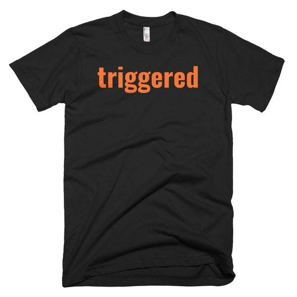 triggered t-shirt (mix colors)