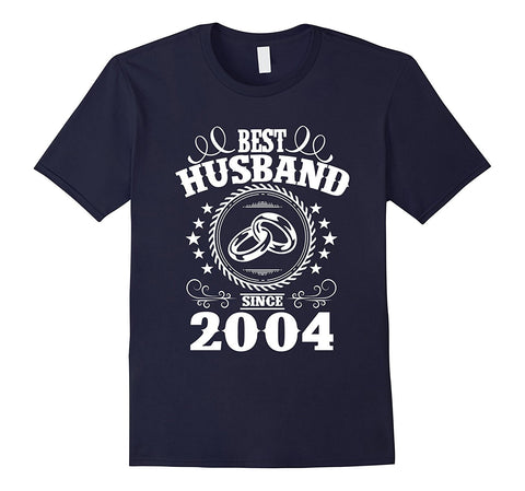 13rd Wedding Anniversary T-Shirts For Husband From Wife