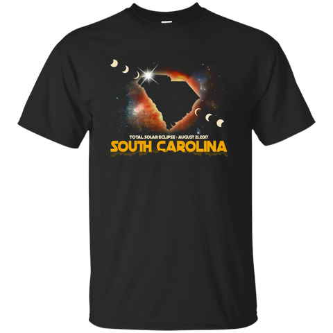 South Carolina Total Solar Eclipse August 21 2017 T-shirt