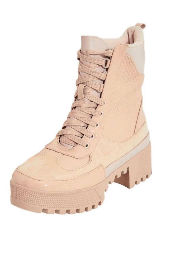 Nude Commander Boot